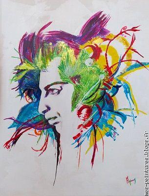 Mes peintures le blog multim dia 100 facile et gratuit - Peinture sur toile facile a realiser ...